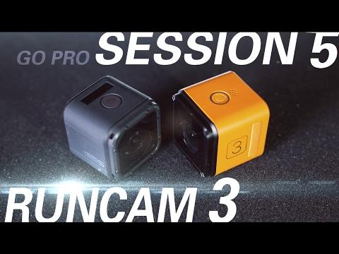 Runcam 3  VS  Session 5 - UCFdrO6u0is5sZCdbbF1H4mw