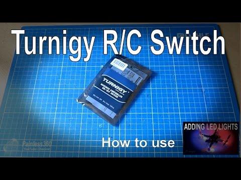 Turnigy R/C Switch - Use for LEDs, landing gear etc. - UCp1vASX-fg959vRc1xowqpw