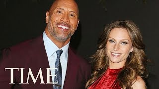 Dwayne 'The Rock' Johnson Marries Longtime Girlfriend Lauren Hashian In Hawaii | TIME