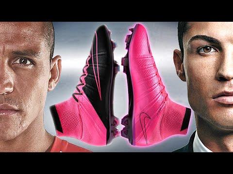 Ronaldo VS Sánchez - Boot Battle: Nike Superfly IV Synthetic vs Leather - Test & Review - UCC9h3H-sGrvqd2otknZntsQ