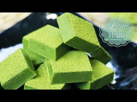 Green Tea Chocolate - UCIvA9ZGeoR6CH2e0DZtvxzw