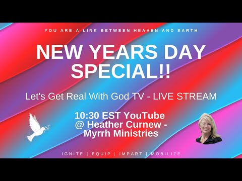 NEW YEARS DAY SPECIAL!  @ 10:30 EST! LIVE!! /WINDS OF CHANGE
