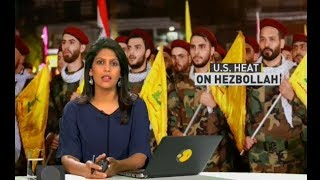 U.S.Sanctions 3 Hezbollah officials