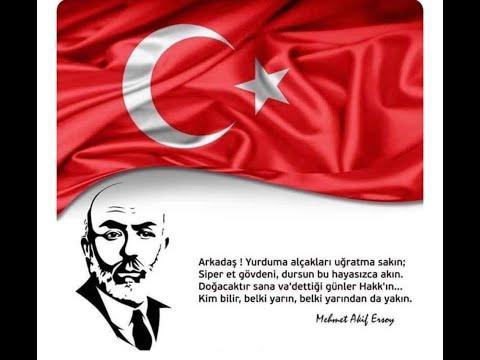 Çanakkale Şehitlerine M. Akif Ersoy
