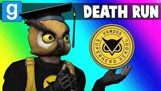 Gmod Death Run Funny Moments - Vanoss Superhero School 2019 Tryouts! (Garry's Mod)