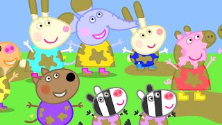 Peppa Pig Full Episodes - Peppa and the Golden Boots - Cartoons for Children