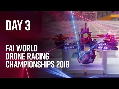 FAI World Drone Racing Championships: Day 3 Highlights - UCQmYxBjO_6A7s8q71gcP2cQ