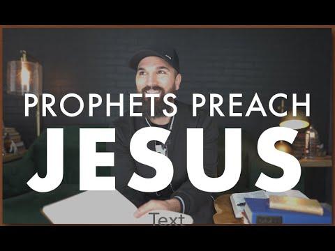 PROPHETS PREACH JESUS  ERIC GILMOUR