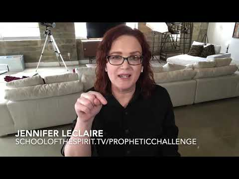 Free 3-Day Prophetic Activation Challenge with Jennifer LeClaire