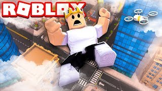 Falling from HEAVEN in ROBLOX | Roblox - Heaven Simulator