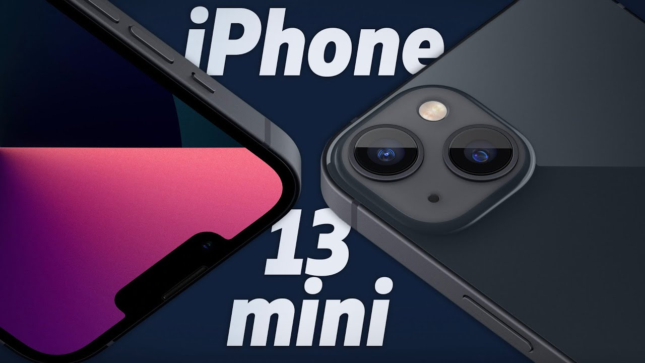 iPhone 13 mini — what has changed?
