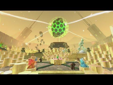 Exploring WildStar's Post-Launch Group Content  - E3 2014 - UCKy1dAqELo0zrOtPkf0eTMw