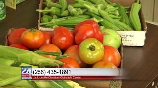 Garden of Eatin' at Jacksonville Christian Outreach Center