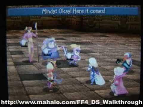 Final Fantasy 4 - Boss Fight - Magus Sisters   AudioMania lt