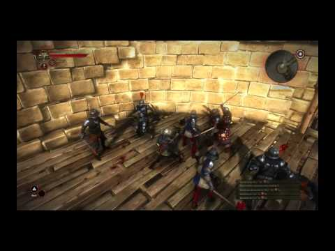 The Witcher 2: Assassins of Kings Gameplay - default