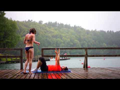 AcroYoga Lt - Rainy Mornings AcroYoga by the green lakes in Vilnius, Lithuania July, 2015 - UCMPn-fAHg4LTAebOhM1GjSg