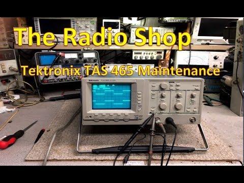 #217 Tektronix TAS 465 Simple Service Tips - UCHJpeSrEjtVk1YtRU3FrpQQ