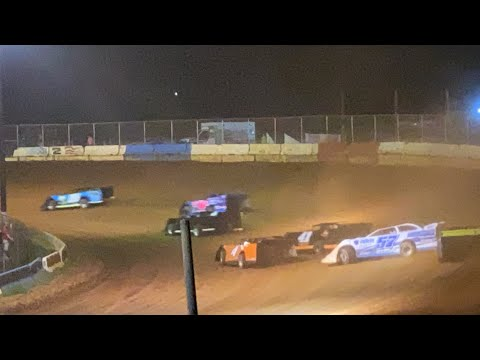8/7/2021 602/604 Chargers Cherokee Speedway - dirt track racing video image