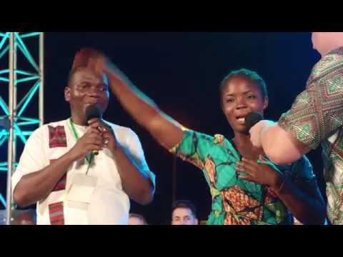 Lom, Togo Crusade - Day 1 Recap