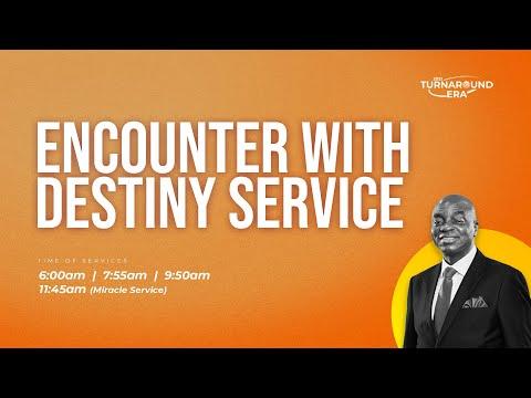 DOMI STREAM: ENCOUNTER WITH DESTINY SERVICE  8, AUGUST  2021 FAITH TABERNACLE