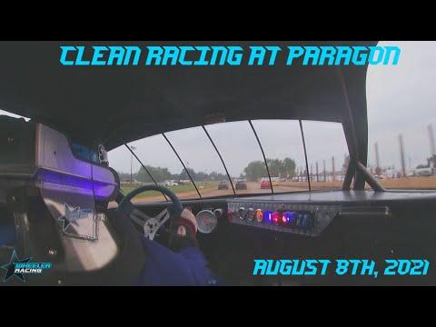 Clean Racing @ Paragon Speedway   Hornet Racing - dirt track racing video image