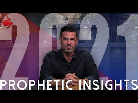 Prophetic Insights 1.3.21 // Brian Guerin