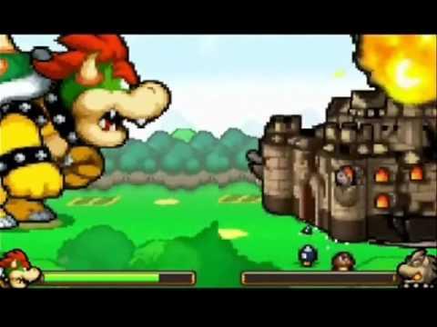 Let's Play Mario and Luigi: Bowser's Inside Story Part 11: When Castles Fight Back - UCDsdaRpj_UkdMDATgY9Jbgw