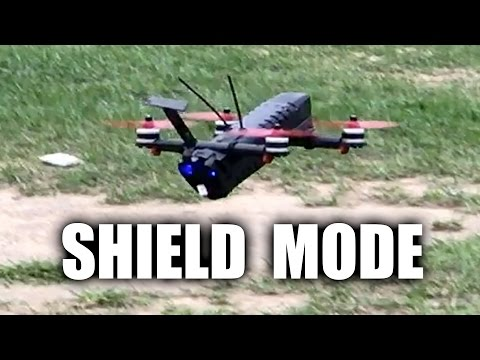 Connex Falcore - Shield Mode - The easiest racing drone ever - UCGrIvupoLcFCW3CIKvfNfow