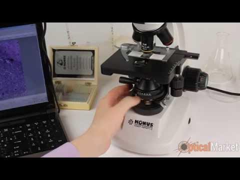 Микроскоп Konus Infinity-3. Обзор