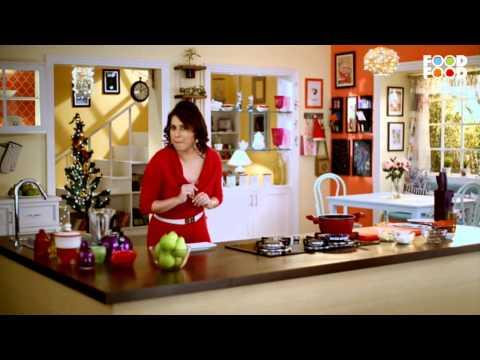 Mummy Ka Magic   Poached Pears Recipe   Chef Amrita Raichand   Kids Special Recipes - UCthIcpK06l9bhi9ISgreocw