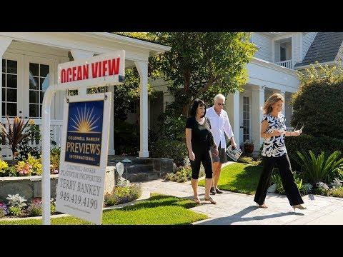 Thị trường nhà Nam California giảm mạnh vì giá nhà cao