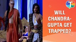 Will Chandragupta get TRAPPED in Dhana Nanda's plan? | Chandragupta Maurya