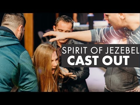 Spirit of Jazabel Cast Out From a Young Girl