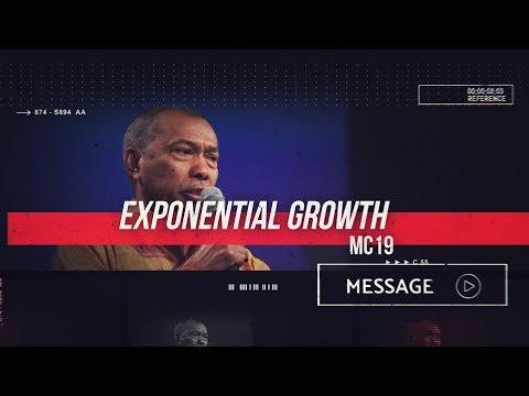 March 10th - DestinyYUMA - Exponential Growth