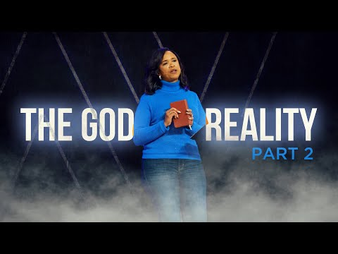 Wednesday Morning Service - God Reality p2