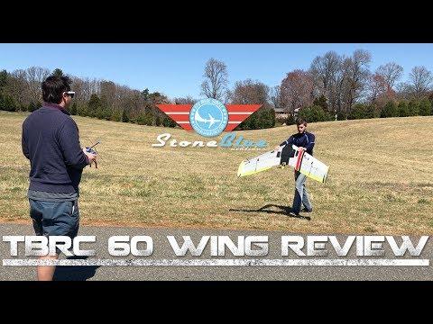 "TBRC 60"" Wing Review - UCRqdKKD8nn_w4Gh0xRUJNVA"