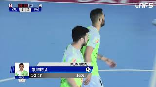 Spain League - Round 21 - Vina Albali FS 3x2 Palma Futsal