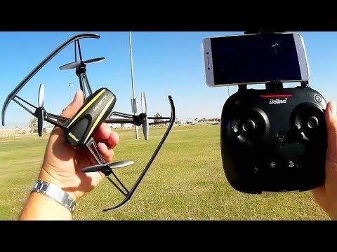 DROCON Navigator UDI U31W Telemetry 720p HD FPV Camera Drone Flight Test Review - UC90A4JdsSoFm1Okfu0DHTuQ