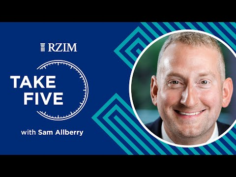 What is Good to God?  Sam Allberry  Take Five  RZIM
