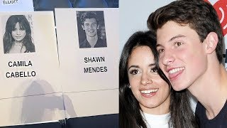 Shawn Mendes & Camila Cabello Couple Debut At MTV VMAS 2019 - Seating Chart Revealed