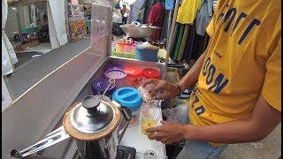 Jakarta Street Food 4357 Part.1 Yakult Mango Enak Mantap Sudah YDXJ0884
