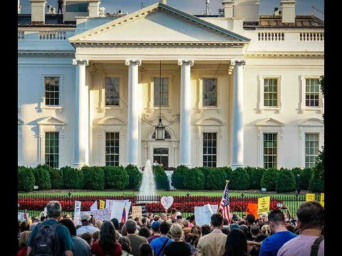 Breaking White House On Lockdown Riots And Protest On Going