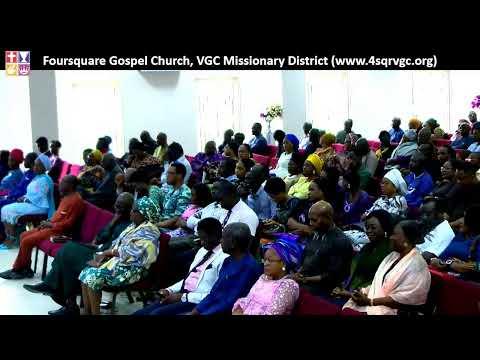 Sunday Worship Service: 21st July 2019