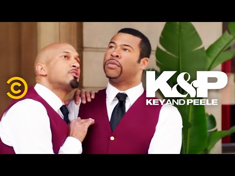 The Valets Love Anne Hathaway - Key & Peele