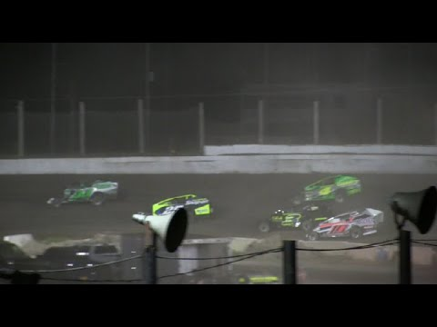 Lebanon Valley Speedway Small Block Modified's From 7-31-21 - dirt track racing video image