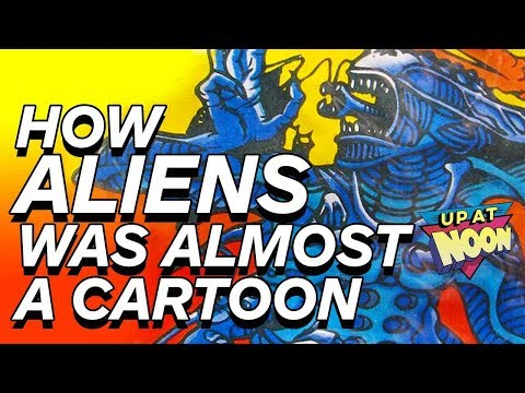 How ALIENS Was Almost a '90s Cartoon - Up at Noon - UCKy1dAqELo0zrOtPkf0eTMw
