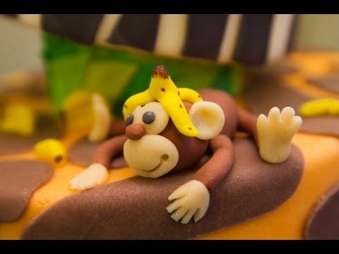 Como Hacer Figuritas de Fondant para Pasteleria, Hoy hacemos un Mono - UCQpwDEZenMK6rzhLqCZXRhw