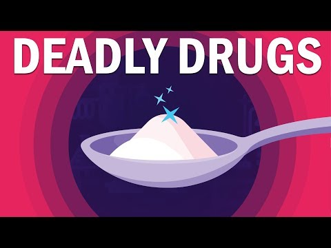 What Is The Most Dangerous Drug In The World? ft. In A Nutshell (Kurzgesagt) - UCC552Sd-3nyi_tk2BudLUzA