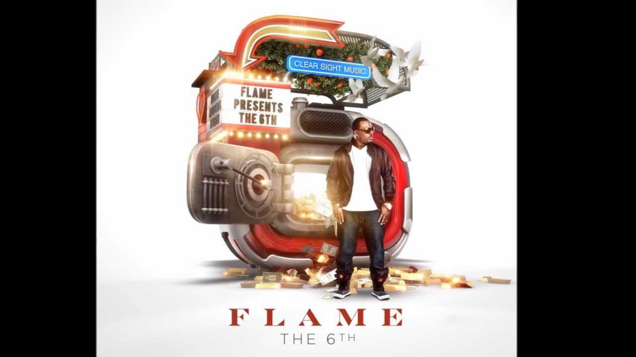 Running feat. Steve T - Flame (The 6Th)