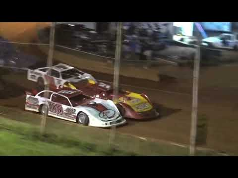 602 Late Model at Winder Barrow Speedway August 14th 2021 - dirt track racing video image